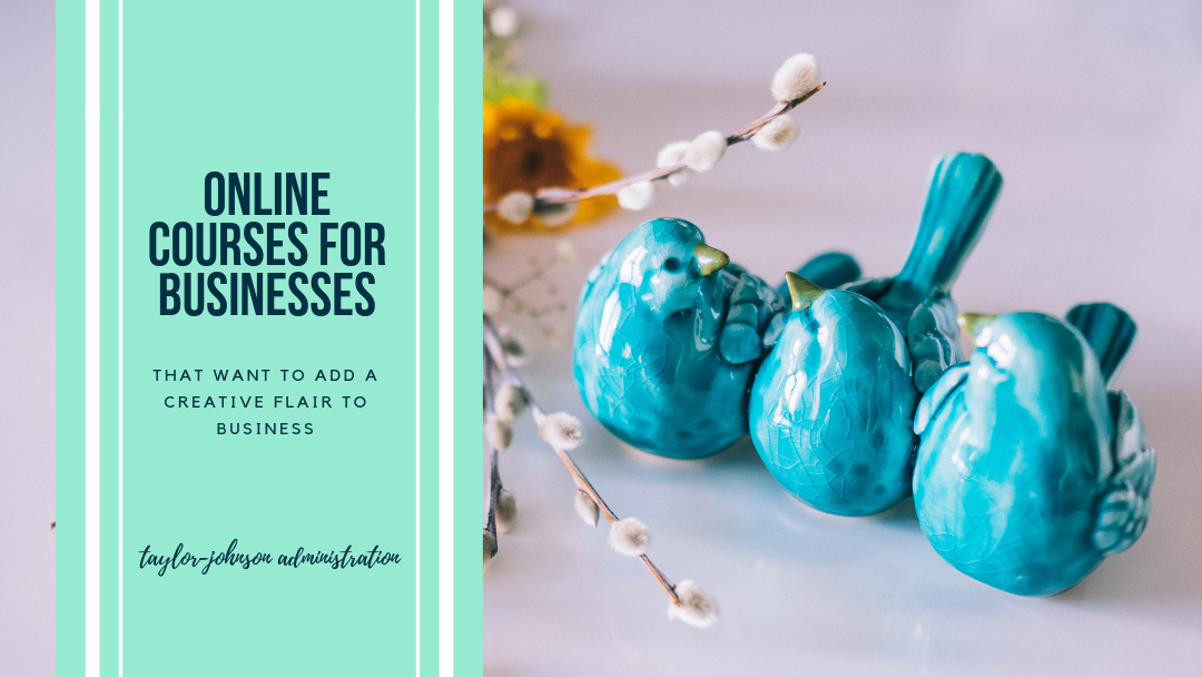 Online Courses that Help Creative Business