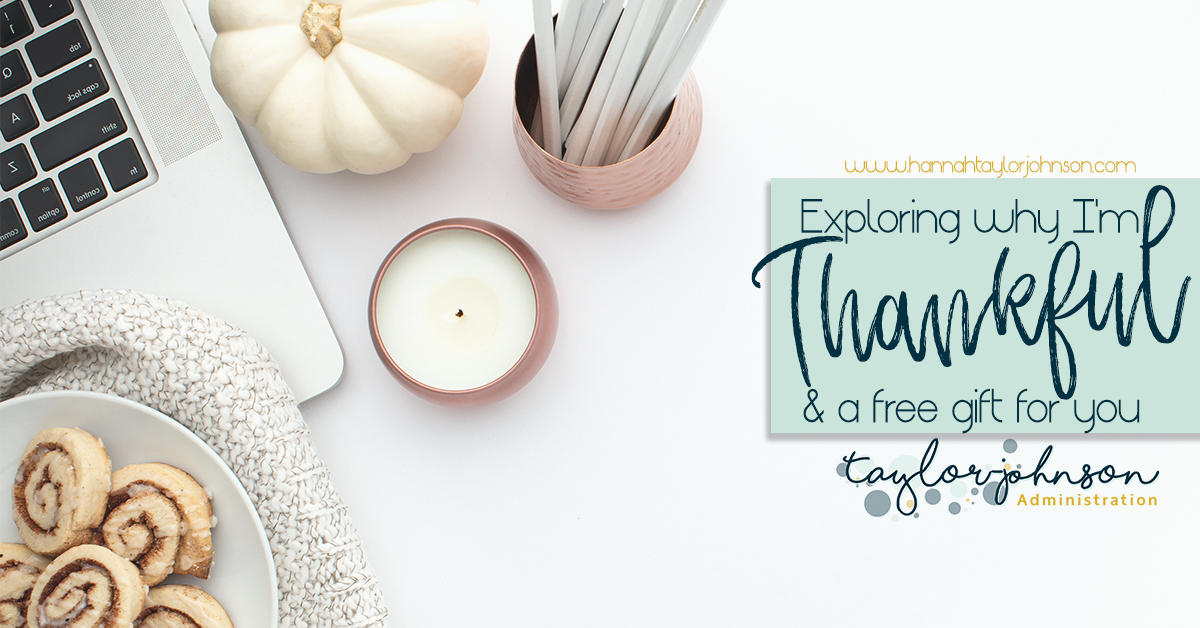 Practicing Gratitude Daily (& a free gratitude printable)