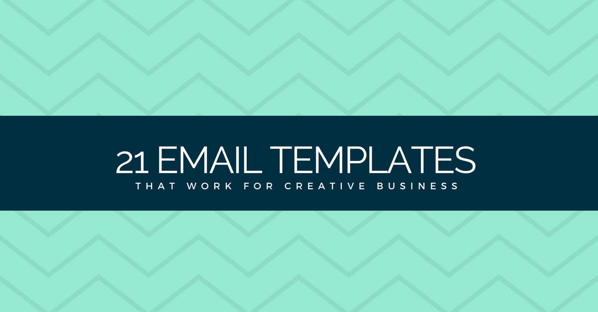 21 Ideas for Canned Responses for Creative Business Templates